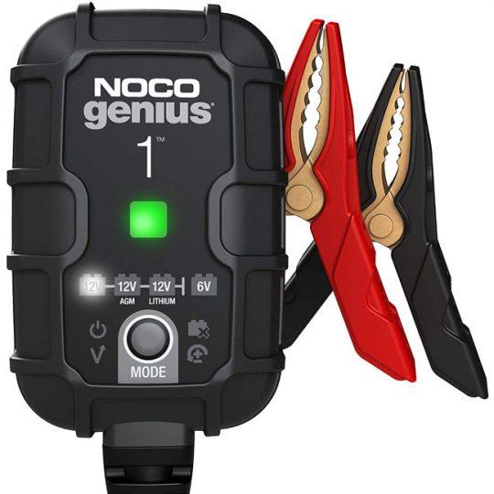 Chargeur de batterie + mainteneur NOCO Genius1