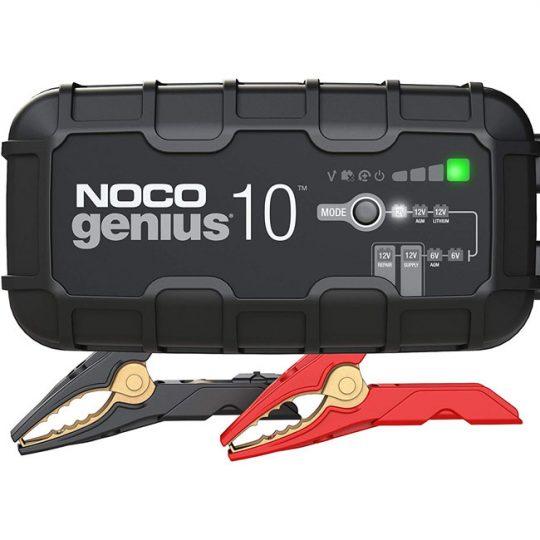 NOCO Nouveau Genius10 Chargeur de batterie + mainteneur