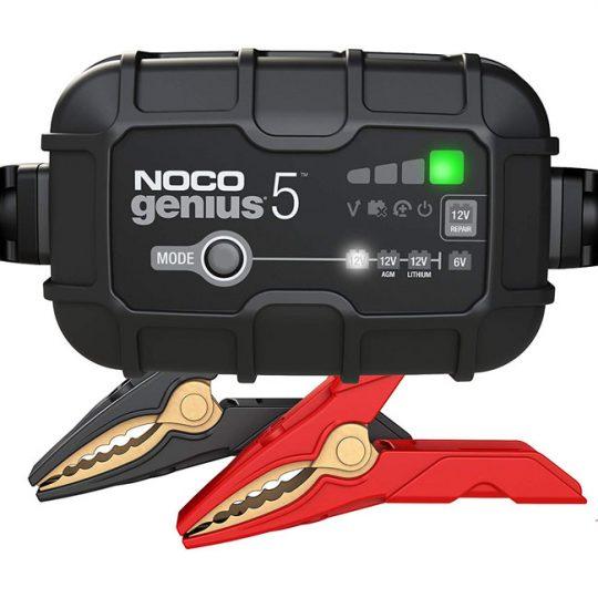 NOCO Nouveau Genius5 Chargeur de batterie + mainteneur