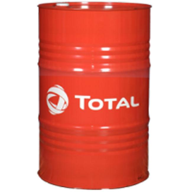 Fluides hydrauliques toutes saisons de très haute qualité SMG 22 TOTAL 192086 208 LITRES