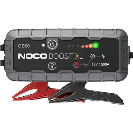 Survolteur de batterie au lithium UltraSafe de 1500 A NOCO GB50
