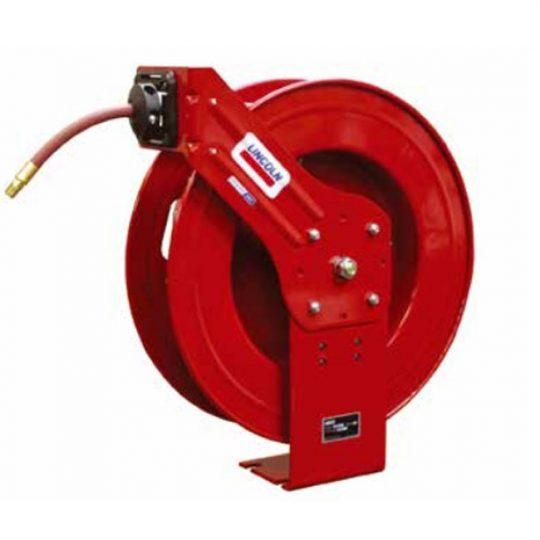 Enrouleur de tuyau d'air 1/2 X 50 LINCOLN 83754