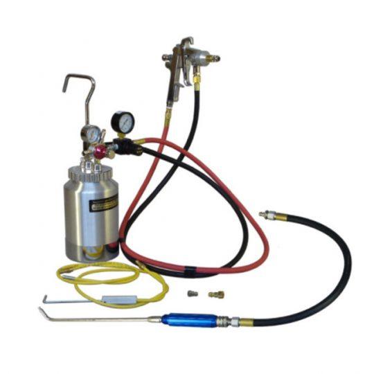Ensemble de réservoir presurisé pour antirouille 2 pintes L015202 LEMMER